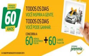 Promoção Petrobras 60 anos