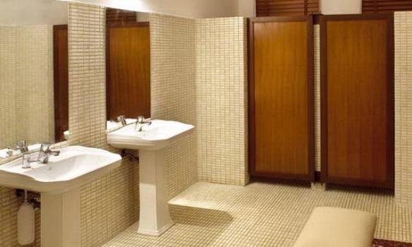 Banheiros comerciais decorados dicas, fotos  MundodasTribos – Todas as trib -> Dicas Banheiro Decorado