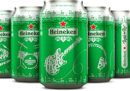 Serão distribuídos 301 pares de ingressos para o Rock in Rio, na nova promoção da Heineken (Foto: Divulgação)