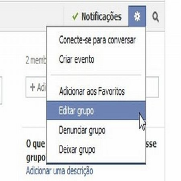 Como criar grupo no facebook for Grupo facebook
