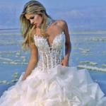649177 Vestido de noiva com espartilho fotos modelos.4 150x150 Vestido de noiva com espartilho: fotos, modelos