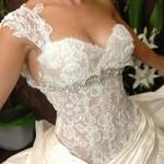 649177 Vestido de noiva com espartilho fotos modelos.6 150x150 Vestido de noiva com espartilho: fotos, modelos
