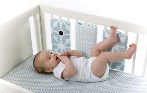 Dicas para tornar o quarto do bebê mais seguro
