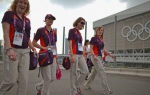 Trabalho Voluntário Olimpíadas Rio 2016