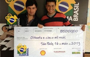 Concurso Filma Brasil 2013: inscrições