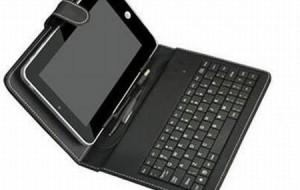 Capa com teclado para tablet: preço, onde comprar