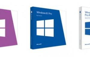 Versão completa do Windows 8.1: preço, onde comprar