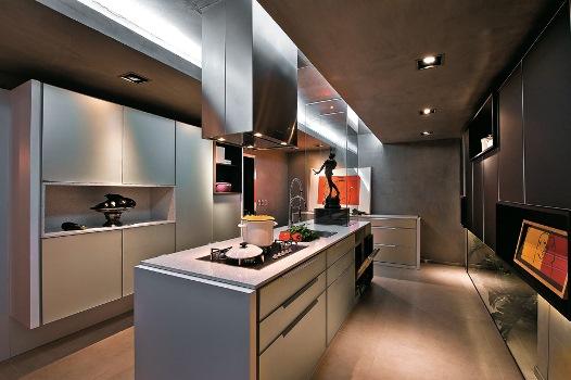 Cozinha gourmet: móveis, acessórios e eletrodomésticos