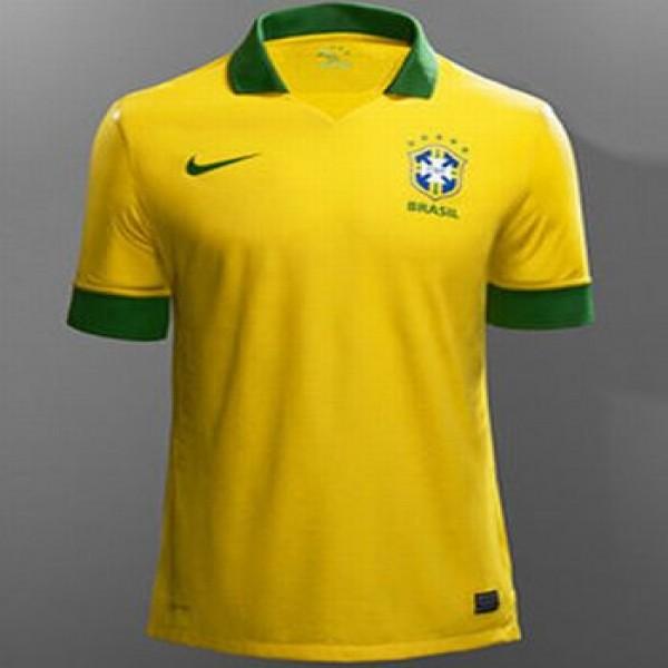 a63efff679 Camisa oficial da Seleção Brasileira Copa 2014