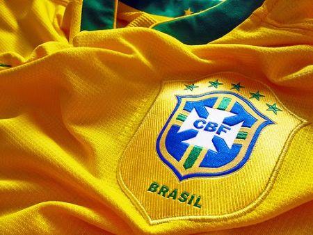 Camisa oficial da Seleção Brasileira Copa 2014
