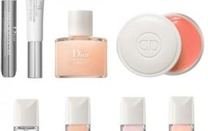 Nova linha de produtos para as unhas Dior