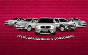 Promoção Love Fiat Drive