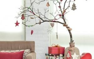 Árvores de natal diferentes: dicas, fotos