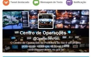 Sistema de alerta de catástrofes do Twitter chega ao Brasil
