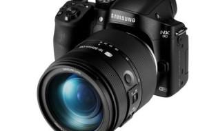 Samsung NX30: nova câmera inteligente