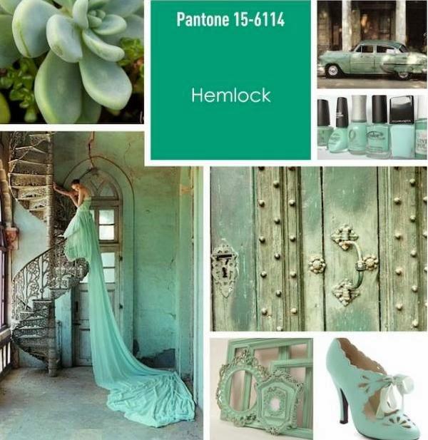 Verde Hemlock também foi escolhido pelo Pantone, para 2014 (Foto: Divulgação)
