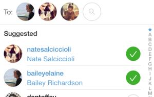 Instagram Direct: como usar, saiba mais