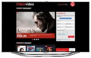 Clarovideo: novo serviço de streaming de vídeos da Claro