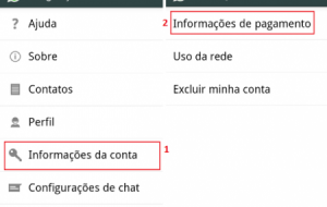 Como renovar assinatura do WhatsApp no Android