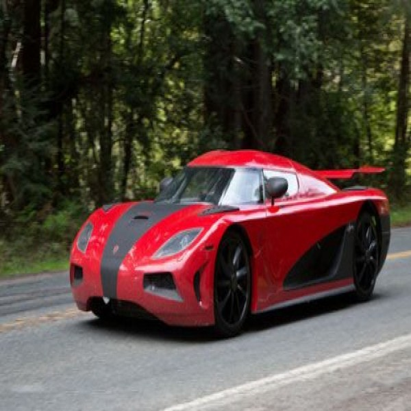 Koenigsegg agera foto