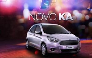 Novo Ford Ka 2014: modelos, fotos, preços