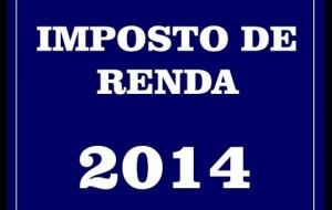 Declaração de Imposto de Renda 2014