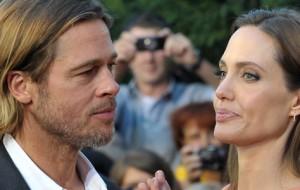 Brad Pitt e Angelina Jolie gravam novo filme juntos
