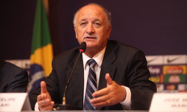 Felipão anuncia convocados para Copa do Mundo de 2014