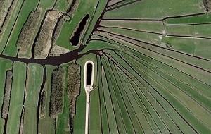 Imagens bonitas feitas com o Google Maps