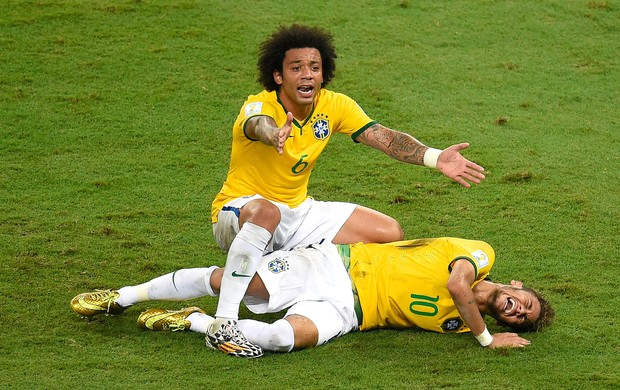 Neymar não fará tratamento alternativo para jogar final da Copa