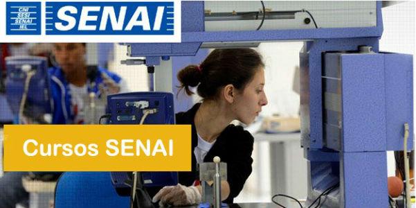 Senai Vila Velha - Cursos Técnicos e Profissionalizantes 1