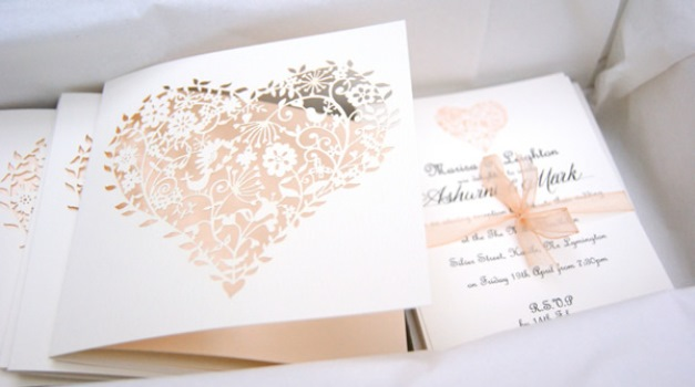 Convites de Casamento - INVITA