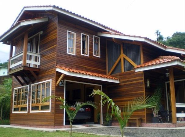 Casas de madeira pr fabricada fotos pre os - Ver casas de madera por dentro ...