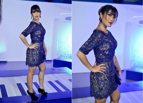 Modelos de vestido de renda 11