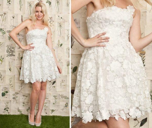 Modelos de vestido de renda 15