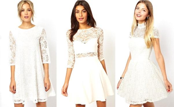 Modelos de vestido de renda 40