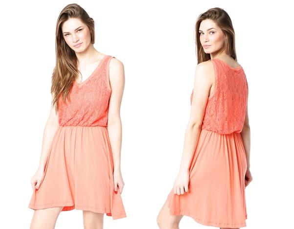 Modelos de vestido de renda 36