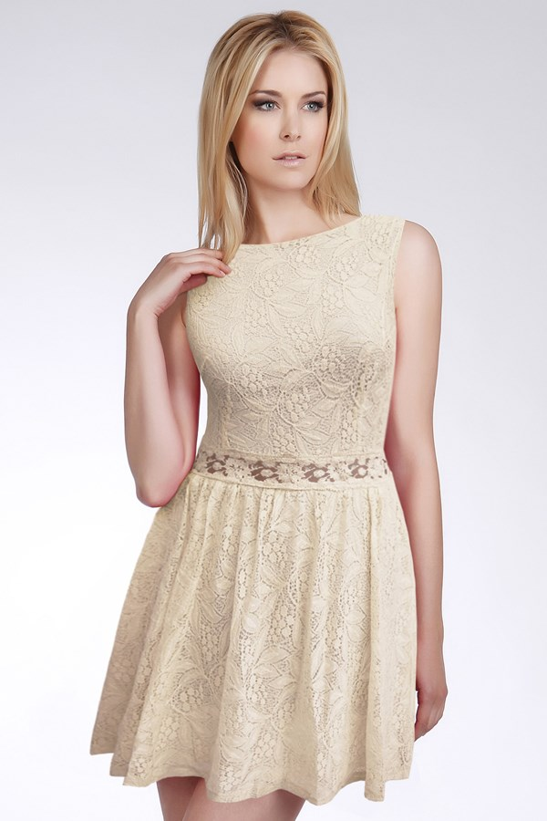 Modelos de vestido de renda 43