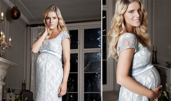 Modelos de vestido de renda 44