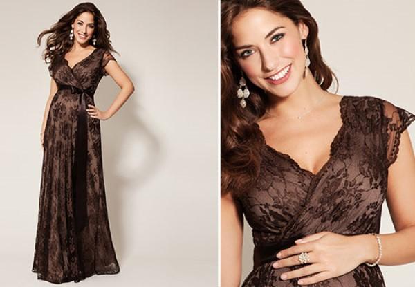 Modelos de vestido de renda 45
