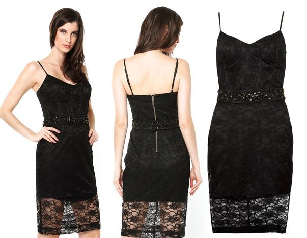 Modelos de vestido de renda 50