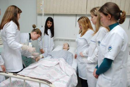 Curso de enfermagem em salvador