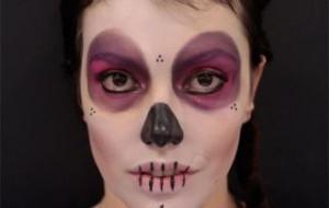 Maquiagens halloween passo a passo