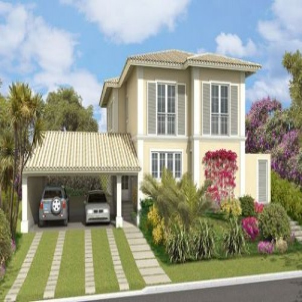 Casas com fachadas e garagem mundodastribos todas as for Fachadas de casas modernas em belo horizonte