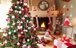 Decorações temáticas de Natal 2014