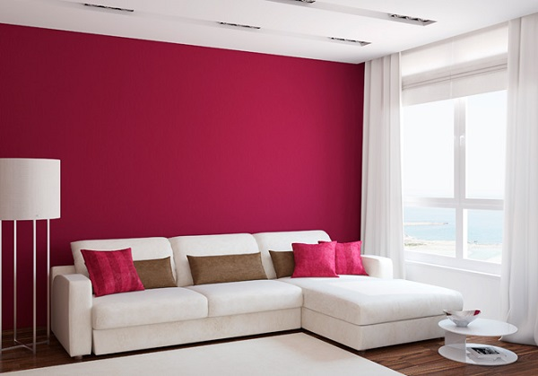 Cores de tintas para paredes externas internas dicas for Combinar colores de pisos y paredes
