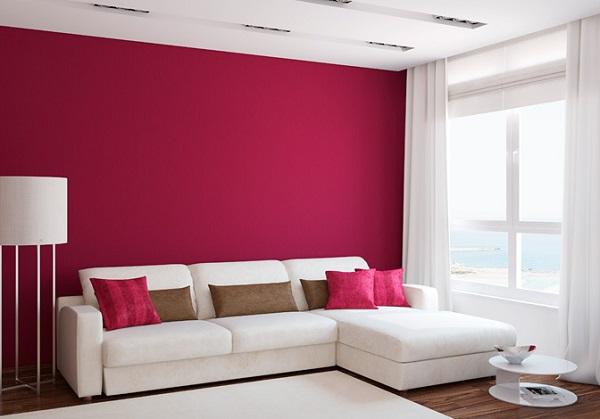 Cores de tintas para paredes externas internas dicas for Simulador decoracion interiores