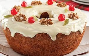 Receita de Sobremesa para o Natal: Torta Noite Feliz
