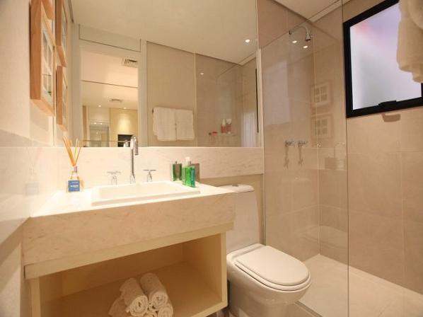 Banheiros decorados pequenos  MundodasTribos – Todas as tribos em um único l -> Banheiro Decorado Com Cestas