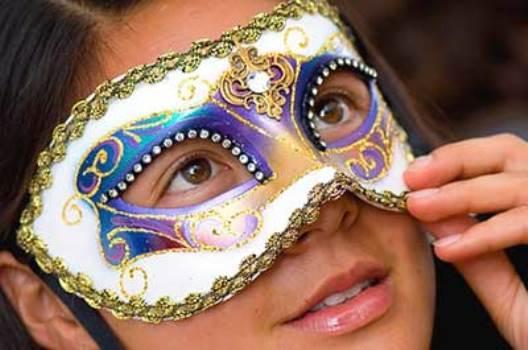 Modelos De Máscaras De Carnaval 2015
